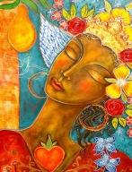 solstice lady