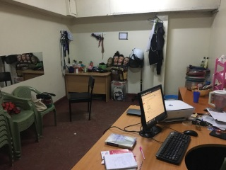 BWC Temporary office Ngara