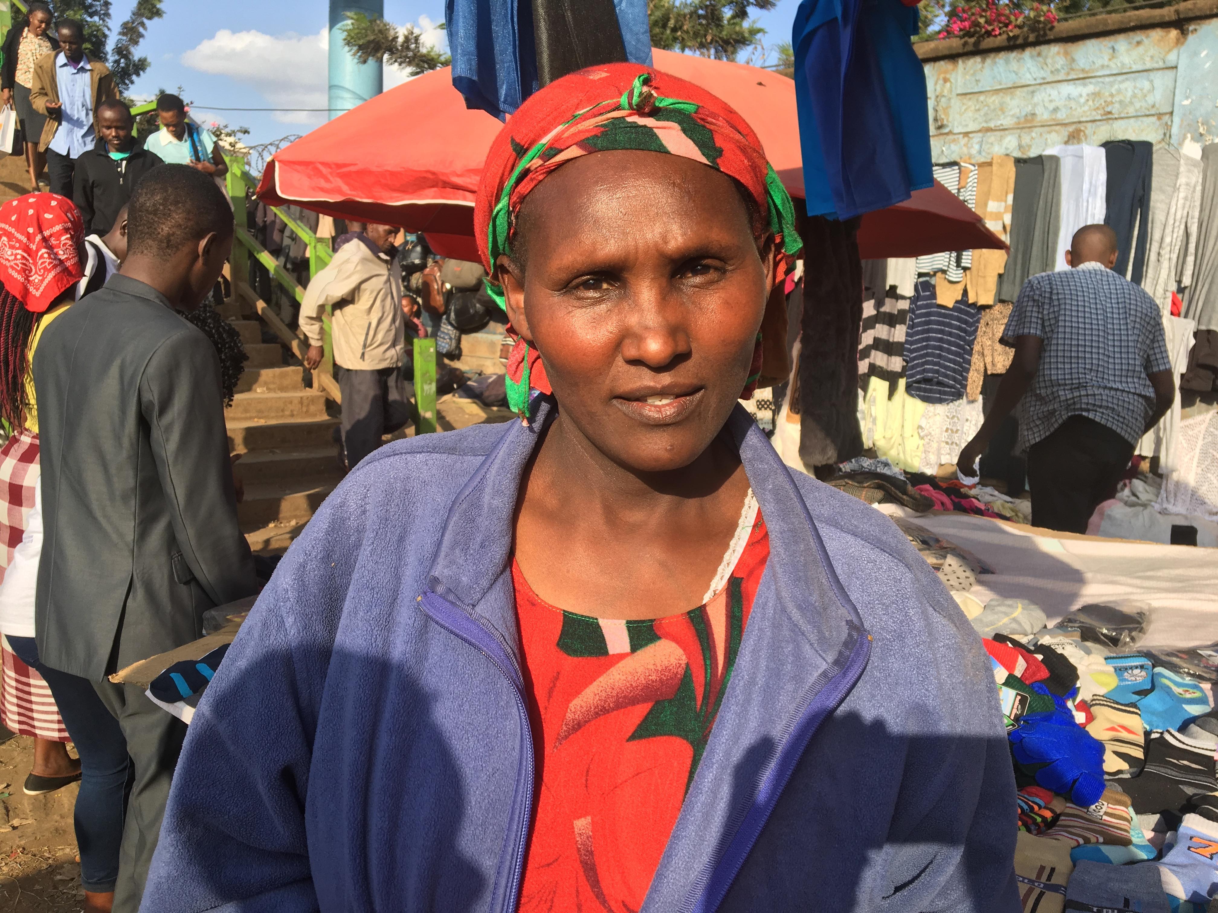 Lucy Nyambura, businesswoman