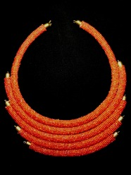 Orange multi ring 1