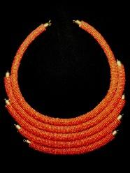 Orange multi ring 1